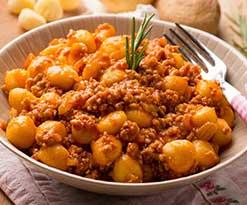 Gnocchi Al Ragu